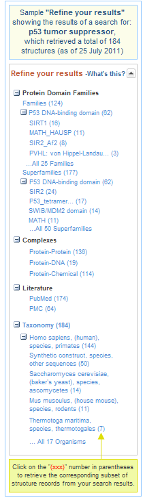 Molecular Modeling Database Mmdb Help Document