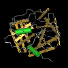 Molecular Structure Image for pfam00863