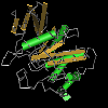 Molecular Structure Image for pfam00102