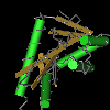 Molecular Structure Image for pfam00665