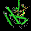 Molecular Structure Image for pfam00454