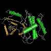 Molecular Structure Image for pfam00069