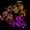 Molecular Structure Image for 3VCA