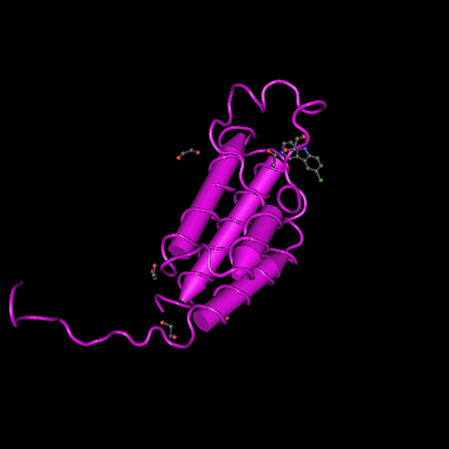 Molecular graphic for MMDB ID 116309 biounit 1