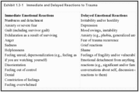 Understanding the Impact of Trauma - Trauma-Informed Care in