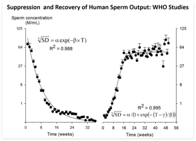 Vaccine targetting transport of sperm