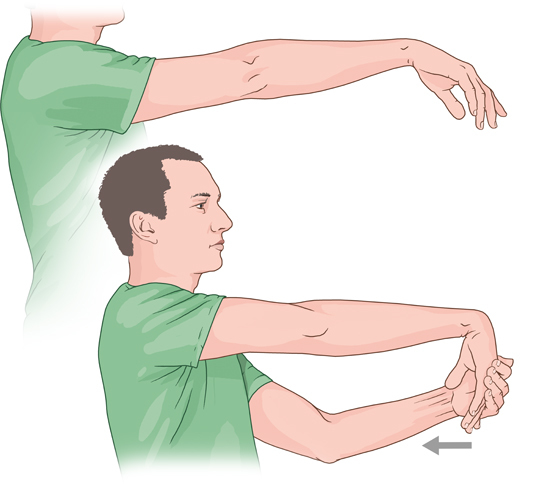 Sports Injury For Tennis Elbow
