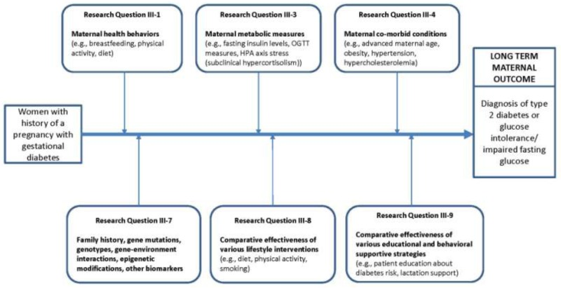 diet and diabetes research question