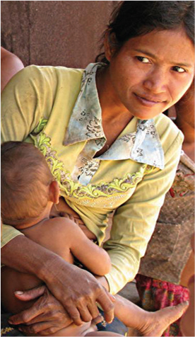 Prevention of Mother-to-Child Transmission of HIV and