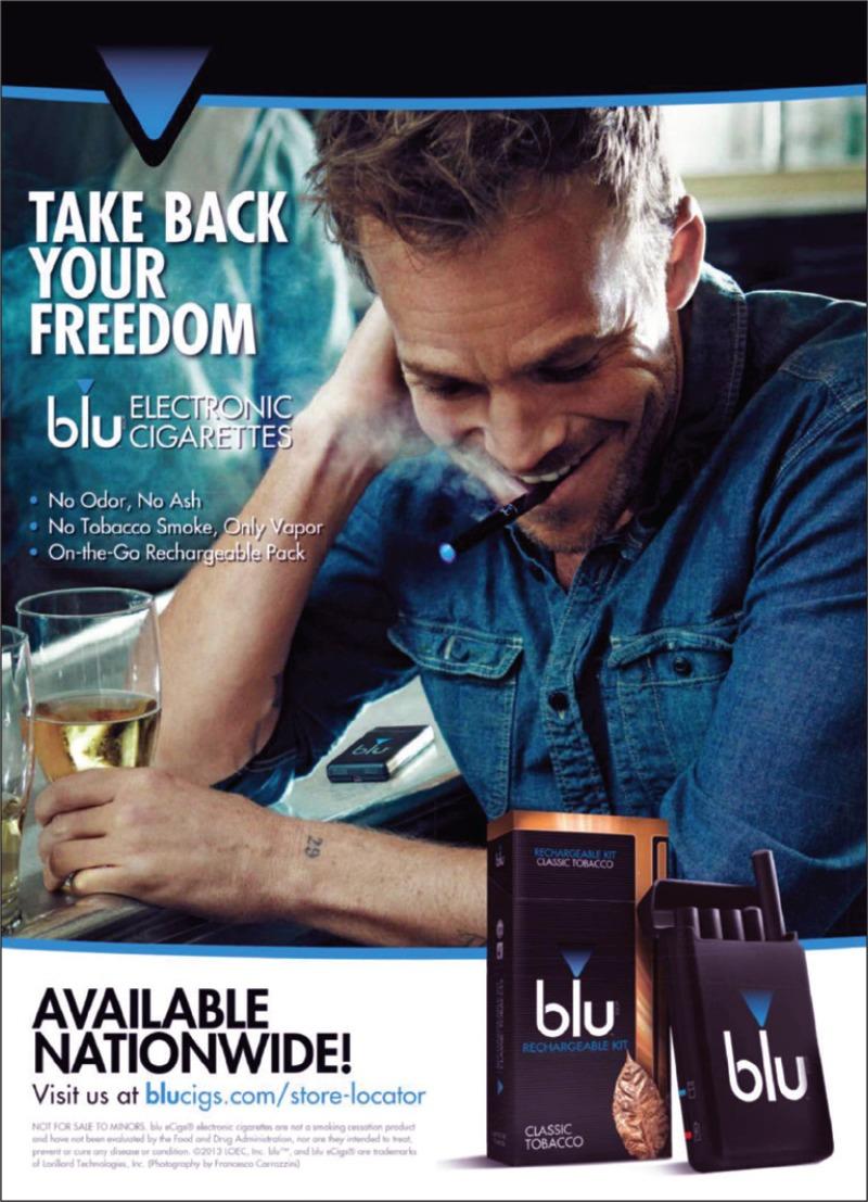 Activities of the E-Cigarette Companies - E-Cigarette Use