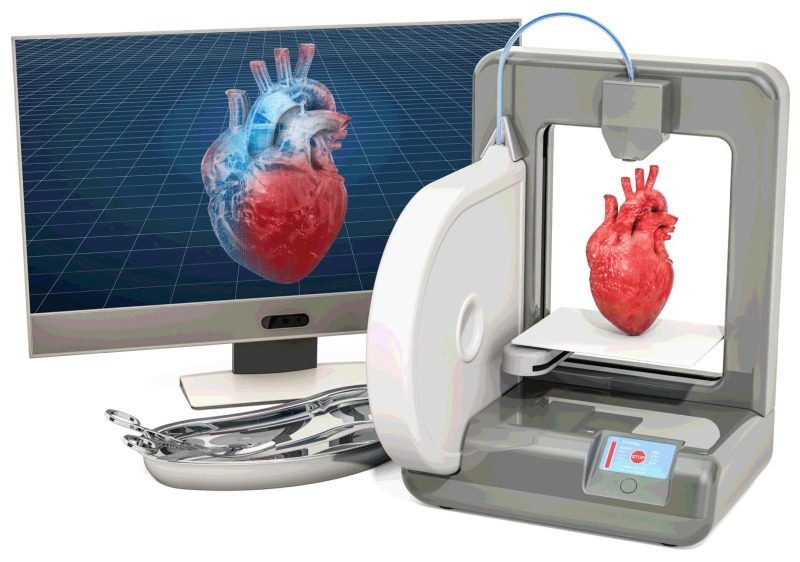 An Overview of Clinical Applications of 3-D Printing and