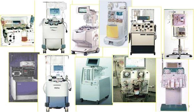 Fig. 5.2, [Frequentlyused apheresis machines (https://www.google ...