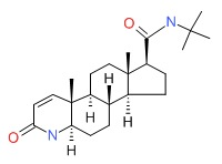 Finasteride Chemical Structure