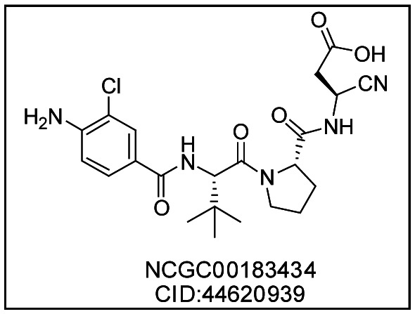 A Small Molecule Inhibitor Of Caspase 1