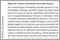 8 A Brief Overview of Specific Mental Disorders and Cross-Cutting