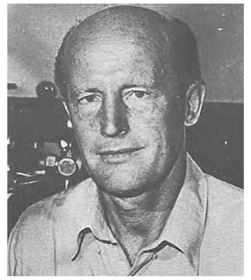 Gunnar Svaetichin (1915-1981) mastered high impedance microelectrode techniques while studying neurophysiology in the Karolinska Institute with Ragnar Granit (nobel prize, 1967)