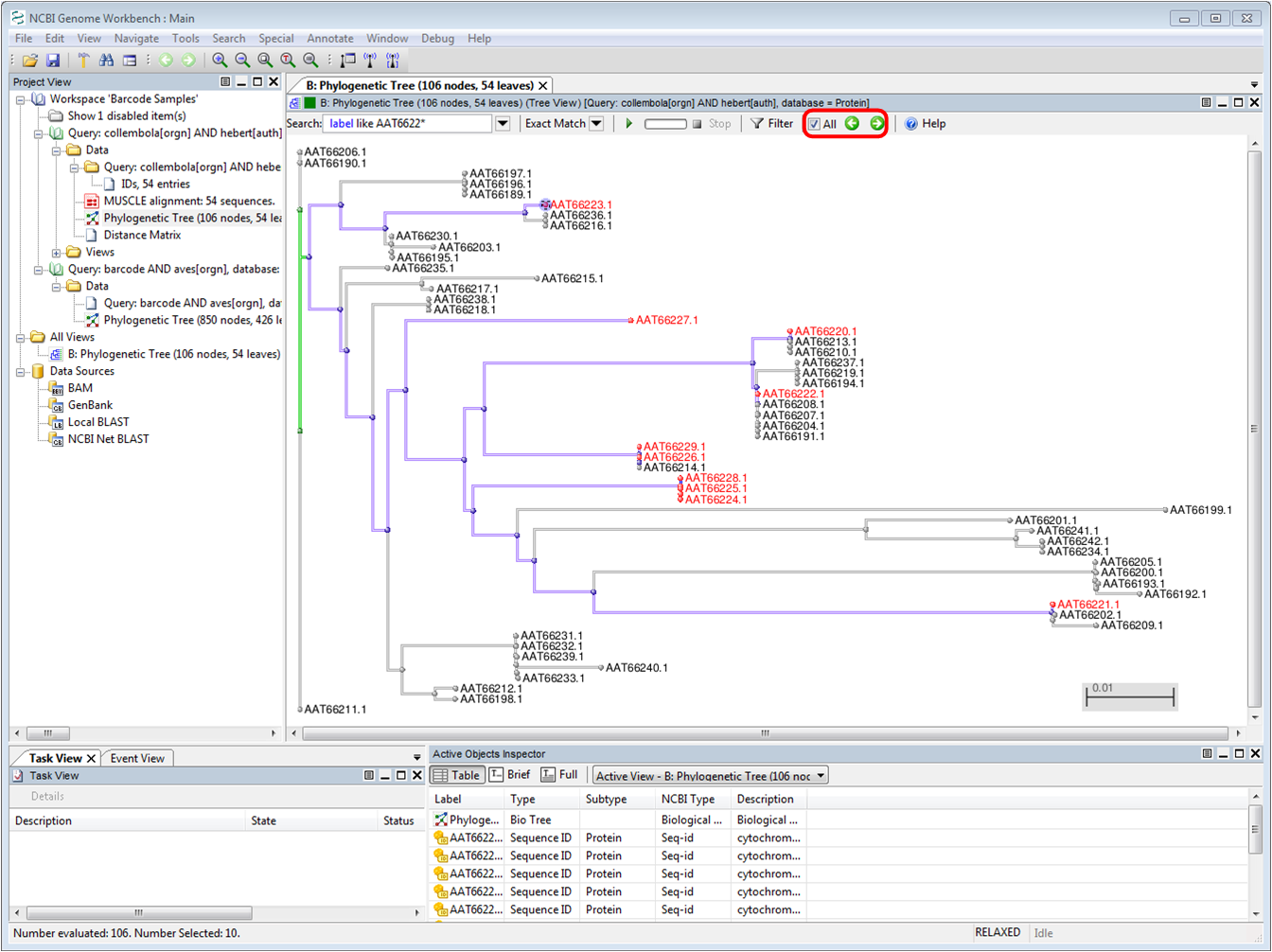 Working with multiple views view nodes 1 ccuart Image collections