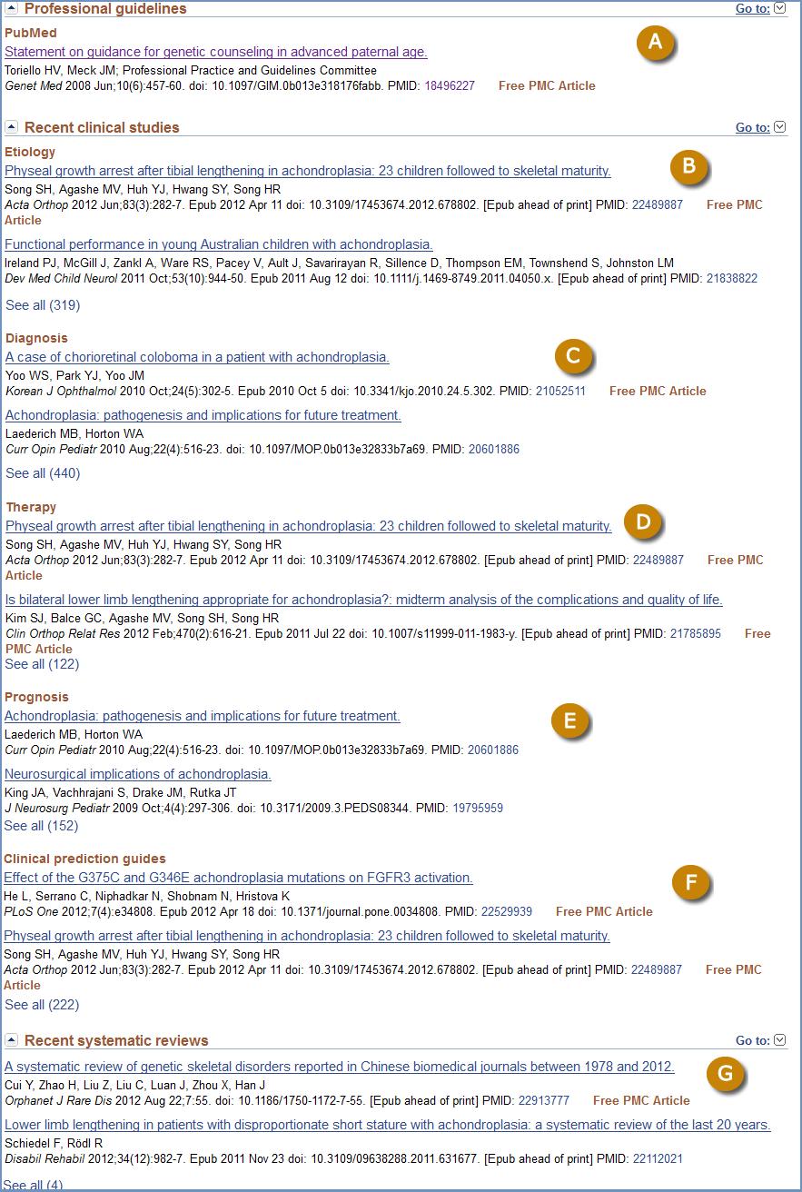Online Makale: PubMed'e likin Verilen Hizmetler