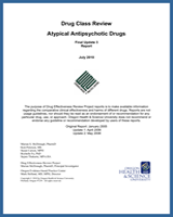 Cover of Drug Class Review: Atypical Antipsychotic Drugs