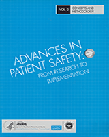 Cover of Advances in Patient Safety: From Research to Implementation (Volume 2: Concepts and Methodology)