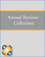 Cover of Annual Reviews Collection