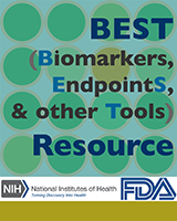 Cover of BEST (Biomarkers, EndpointS, and other Tools) Resource