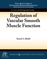 Cover of Regulation of Vascular Smooth Muscle Function