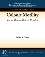 Cover of Colonic Motility