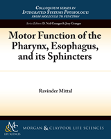 Cover of Motor Function of the Pharynx, Esophagus, and its Sphincters