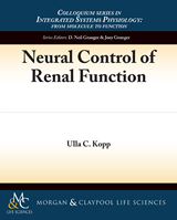 Cover of Neural Control of Renal Function