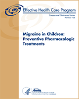 Cover of Migraine in Children: Preventive Pharmacologic Treatments