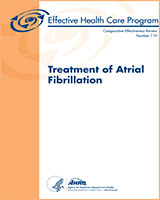 Cover of Treatment of Atrial Fibrillation