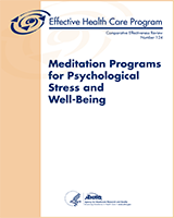 Cover of Meditation Programs for Psychological Stress and Well-Being