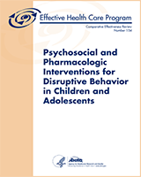 Reasons for Exclusion - Psychosocial and Pharmacologic