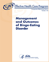 Cover of Management and Outcomes of Binge-Eating Disorder