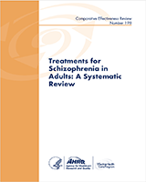 treatments for schizophrenia in adults a systematic review ncbi