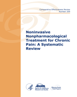 Cover of Noninvasive Nonpharmacological Treatment for Chronic Pain: A Systematic Review