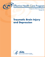 Cover of Traumatic Brain Injury and Depression
