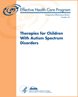 Cover of Therapies for Children With Autism Spectrum Disorders