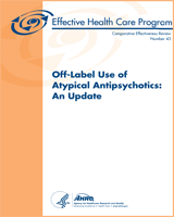 Cover of Off-Label Use of Atypical Antipsychotics: An Update