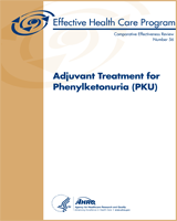 Cover of Adjuvant Treatment for Phenylketonuria (PKU)