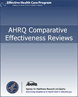 Cover of Efficacy and Comparative Effectiveness of Off-Label Use of Atypical Antipsychotics