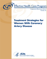 Cover of Treatment Strategies for Women With Coronary Artery Disease