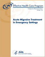 Cover of Acute Migraine Treatment in Emergency Settings