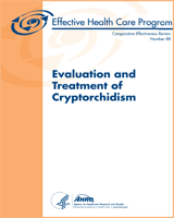 Cover of Evaluation and Treatment of Cryptorchidism