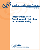 Cover of Interventions for Feeding and Nutrition in Cerebral Palsy