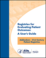 Digital Health and Patient Registries: Today, Tomorrow, and