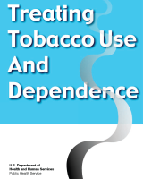 Cover of Treating Tobacco Use and Dependence: 2008 Update