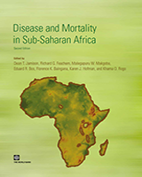 Cover of Disease and Mortality in Sub-Saharan Africa