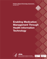 Cover of Enabling Medication Management Through Health Information Technology